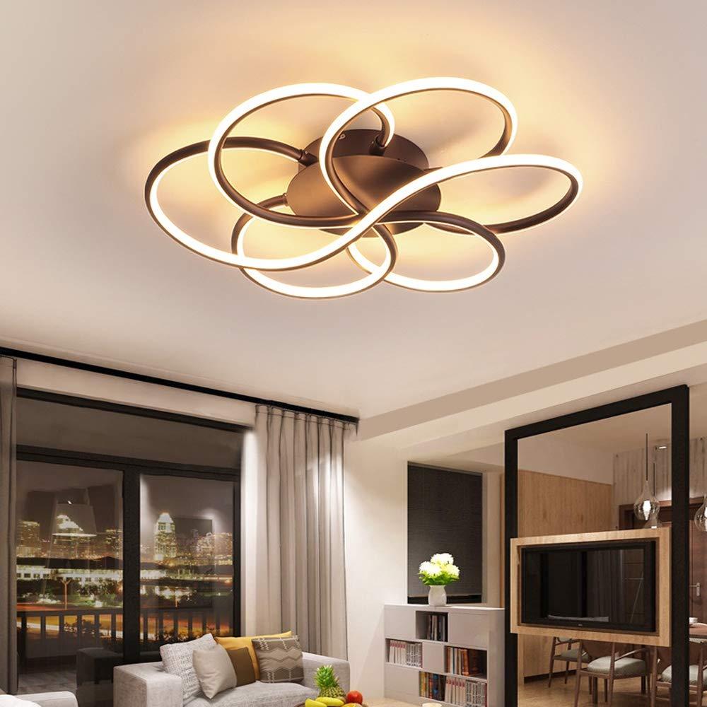 Schöne Deckenlampen Wohnzimmer   The Mid Century Modern Living Room